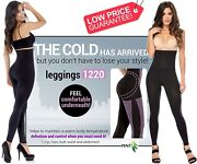 High Waisted Seamless Genie Colombiana Control Elegance Compression Leggings