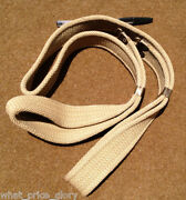Mills Tropical Web Sling For Trapdoor Springfield And Krag Haversack Or Canteen