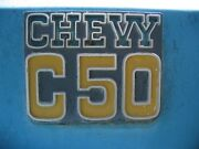 73 Chevy C50 - 11,000 Gm Axle Complete - 1973 C50 Chevrolet Truck -no Reserve-