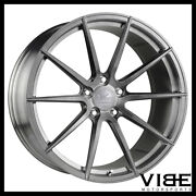 20 Vertini Vs Forged Vs01 20x9 Brushed Concave Wheels Rims Fits Audi C6 A6