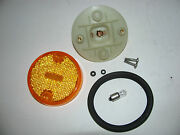Porsche 914 Complete Side Marker Assembly New Reproduction Part Right Side