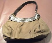 Thirty-one 31 Fitted City Brown Skirt Purse -- Purse Only -- Retired