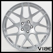 19 Mrr Fs01 Silver Forged Concave Wheels Rims Fits Infiniti G37 G37s Coupe