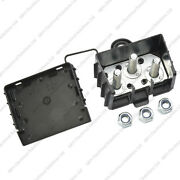 3 Way Bus Bar / Power Distribution Block - Automotive And Marine 300a Rated