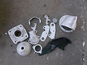 Volvo Penta 270/280 Stern Drive Parts Lot -bellows Not Pictured Is Included