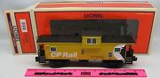 Lionel 6-29725 Cp Rail Extended Vision Caboose