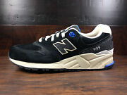 New Balance Ml999mmt Wooly Mammoth Black/blue 999 Mens Size 7.5