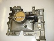 Evinrude Etec Throttle Body 5006454 40hp - 60hp 2cyl Outboards 2006 - 2010 Model