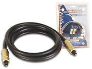 Velleman Avw145 Glass Fibre Optic Cable, 2 X Toslink Male 4.92