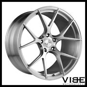 20 Vs Forged Vs02 Brushed Concave Wheels Rims Fits Bmw E60 M5