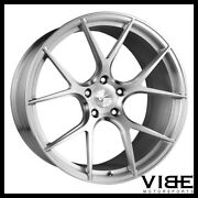 20 Vs Forged Vs02 20x9 Brushed Concave Wheels Rims Fits Audi C6 A6