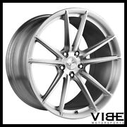 20 Vs Forged Vs04 Brushed Concave Wheels Rims Fits Honda Accord Coupe