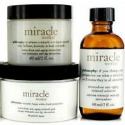 Philosophy Miracle Worker Miraculous Anti-aging Solution And 60 Pads Moisturizer