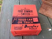 Nos Vintage 1955 1957 62 Chevrolet Ford Dimmer Switch Advertising Accessory