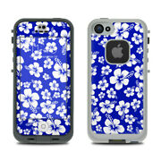 Skin Kit For Lifeproof Fre Iphone 5s - Aloha Blue - Sticker Decal