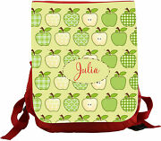 Kindergarten Backpack Variant With Own Name With Apple Motif Rosti Mepal