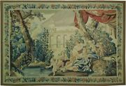 Angels In Paradise Hand Woven 8and039 X 5and039 Tapestry Rug