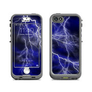 Skin For Lifeproof Nuud Iphone 5s - Apocalypse Blue - Sticker Decal