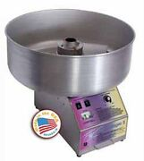 Paragon Spin Magic 5 Metal Bowl Commercial Cotton Candy Machine - Free Shipping