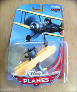 Disney Planes Leadbottom Premium Diecast From Above The World Of Cars