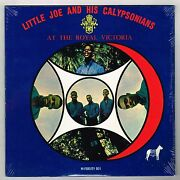 Little Joe And Calypsonians At The Royal Victoria  Elite Lp  Sealed  Calypso