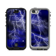 Skin Kit For Lifeproof Iphone 5c Nuud Apocalypse Blue Decal Sticker