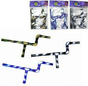 3 Camo Black Blue And Green Color Marshmallow Gun Shooters 16in Long Boys Play Toy