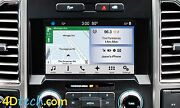Factory Sync 3 Oem Gps Navigation Upgrade 2016, 2017 And 2018 Ford F150