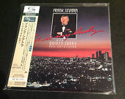 Frank Sinatra With Quincy Jones And Orchestra L. A. Is My Lady Uicy-94604 Shm Cd