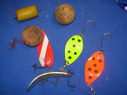 Old Vintage And Antique Fishing Lures +other Lot 7