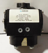 1 New Hankison 4820.009.21 Grinnell Double-acting Actuator 60-150 Psig
