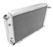 1980 -93 Mustang And 1980 -93 Ford Cars 4 Row Champion Rs Radiator Mc138