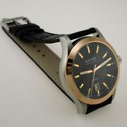 Watch Eberhard And Co Aiglon Grande Taille, Automatic, 750 Rose Gold Bezel