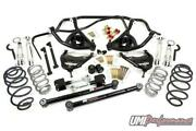 1967 Chevelle Umi Performance Suspension Kit Handling Coilovers Stage 4 Black