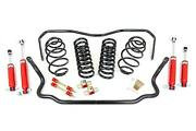 1964 65 66 Chevelle Umi Performance Suspension Kit Stock Height Black Stage 1