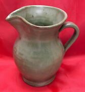 Pinewood Pottery, American Art Pottery, 1953 Edith Harwell Pitcher