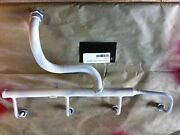 65 - 80 Rolls Royce Silver Shadow Left Air Injection Pipes Ue40816 B Bank
