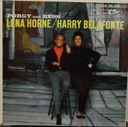 Porgy And Bess Lena Horne/harry Belafonte 33rpm Lop-1507 Rca Victor 110616lle