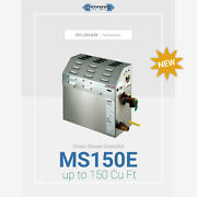 Ms150e 6kw Steam Generator 150 Cu Ft Coverage By Mr.steam - Best Deal