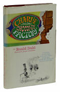 Charlie And The Chocolate Factory Roald Dahl First Edition 1964 1st State