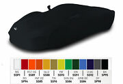 Coverking Satin Stretch™ Indoor Only Custom Car Cover 2007-2013 Mini Cooper 's'