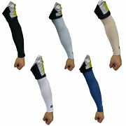 5 Pairs Cooling Arm Sleeves Cover Uv Sun Protection Outdoor Sports Xeru