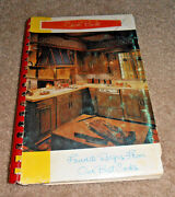 Vintage Favorite Recipes From Our Best Cooks Old Cookbook Delong Ill. Il