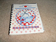 Vintage Cooking With Love Old Cookbook Liberty Church Meridian Ms Miss.