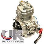 Iame X30 Short Motor Senior Inc. Clutch Cover Exhaust Manifold And Coil Pack
