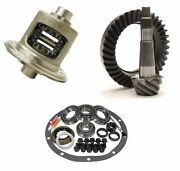 Dana 44 Reverse Ford Front- 5.38 Ring And Pinion - Open Carrier - Elite Gear Pkg