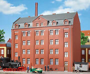 11424 Auhagen Ho Kit Of A Administration Building - New