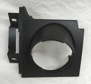 2005-2009 Ford Mustang Right Side Dashboardblack Color Single Vent Panel/bezel