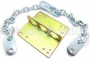 Engine Motor Lifting Hoist Remove Plate And Engine Lifting Chains Sling 36 X 8mm