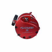 Shakespeare Omni Multiplier Right Hand And Left Hand Sea Fishing Reels